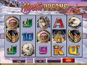 slot mystic dreams